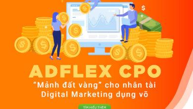 Photo of Adflex là gì? Hướng dẫn kiếm 10 triệu đầu tiên với Adflex CPO