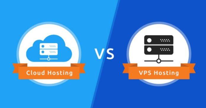 Cloud VPS hosting có khác gì với VPS hosting?