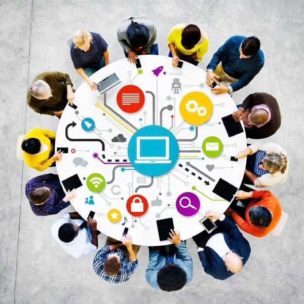 Marketing 4.0 giúp tăng khả năng kết nối giữa con người
