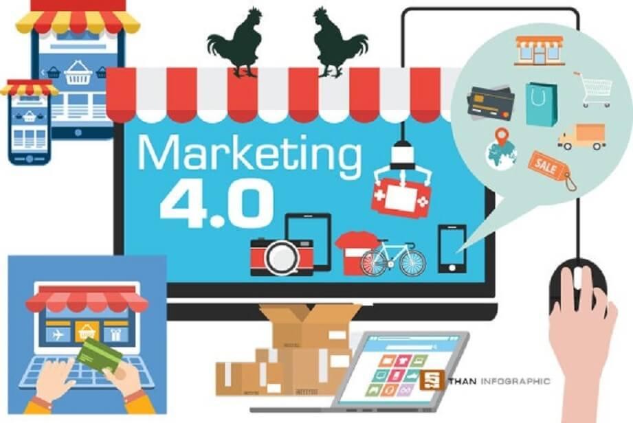 Khám phá những yếu tố cần thiết để marketing 4.0 thành công
