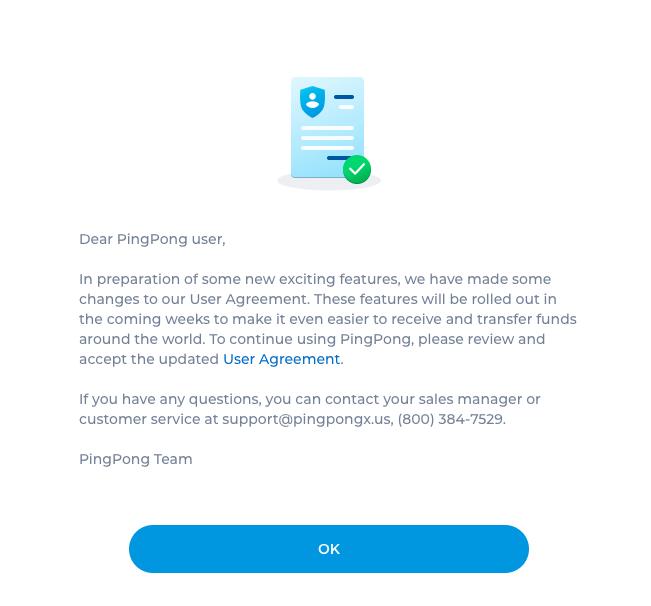 PingPongx done