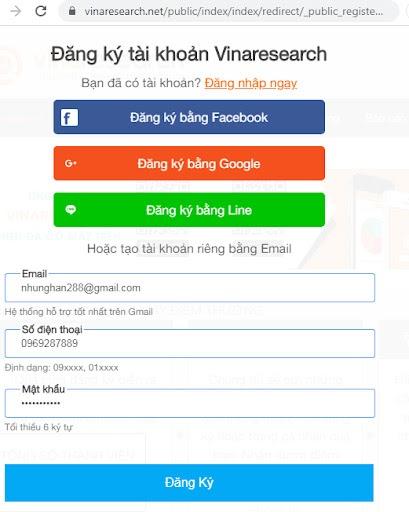Vinaresearch là gì? Cách kiếm tiền với Vinaresearch update 2020 3